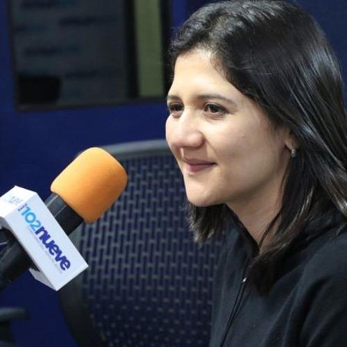 18 09 19 Elena Rivera Sarmiento,coordinadora del Programa Estudios Políticas Públicas de Fundaungo