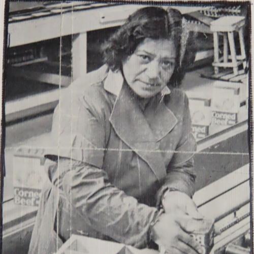 Eunice Te Rangiuaia - Whānau at Hellabys