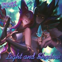 Light And Shadow (ft Hiroyuki Sawano) Star Guardian [Shoxd Remix]