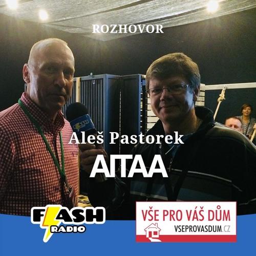 Podcast #04: Rozhovor s Alešem Pastorkem, spolumajitelem firmy AITAA system s.r.o.