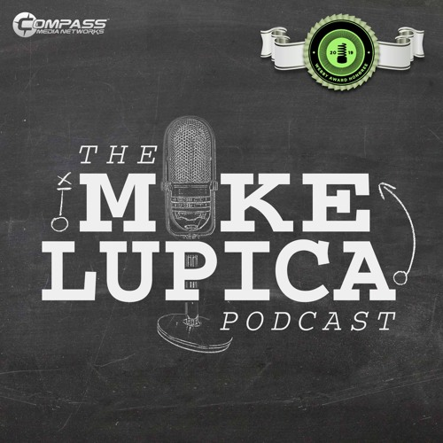 The Mike Lupica Podcast Episode 203 - Karine Jean-Pierre