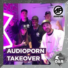 Kiss Fresh - AudioPorn Records Takeover Guest Mix for Mollie Collins