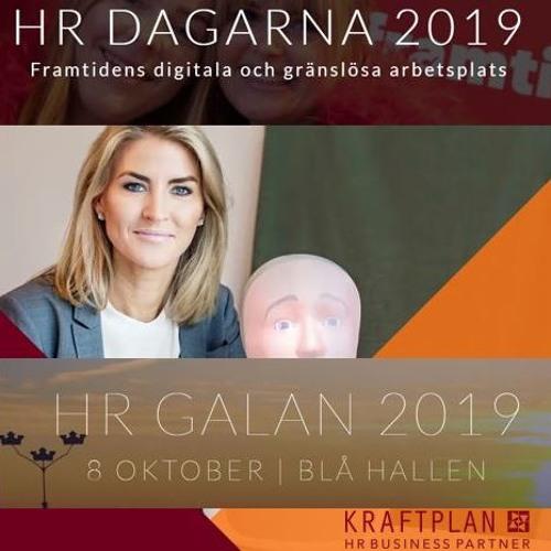 HR Dagarna 2019 Elin Öberg Mårtenzon