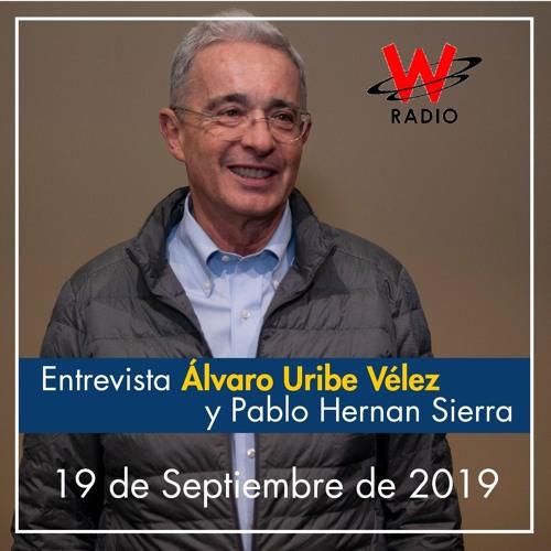 Entrevista W Radio 19/09/2019