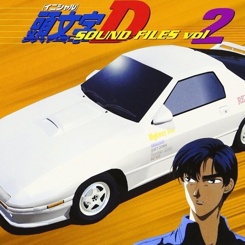 Initial D First Stage Sound Files Vol.2 - Sorrow