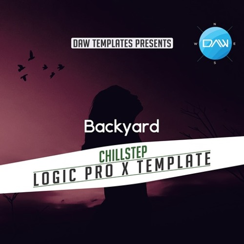 Backyard Logic Pro X Template