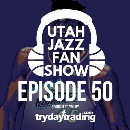 Ep 50   Preparing for the Upcoming Utah Jazz Season w/ Barrett Johnson (Utah Jazz Die-Hards Unite)