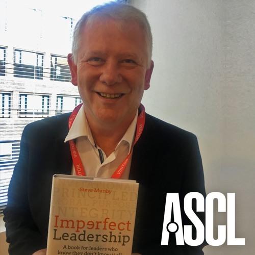 Leaders reading - Steve Munby CBE
