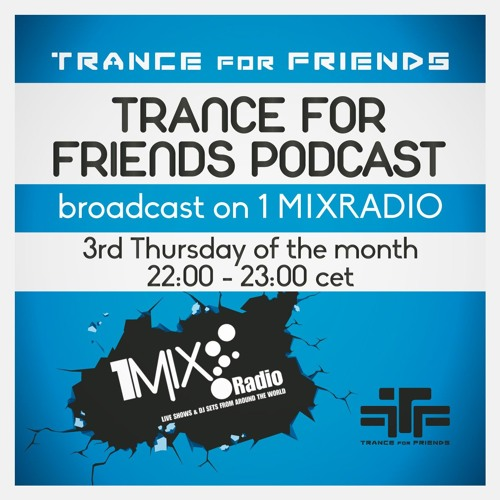Trance for friends podcast ep. 80, Sep 2019