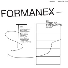 Formanex / Ralf Wehowsky — Untitled 2 (mikroton cd 76-85)