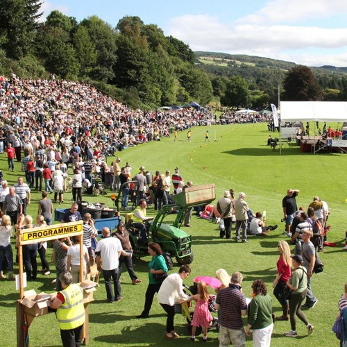 Pitlochry Highland Games 2019