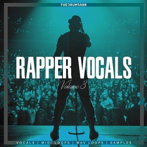 TheDrumBank Rapper Vocals Volume 3 WAV MiDi-DISCOVER