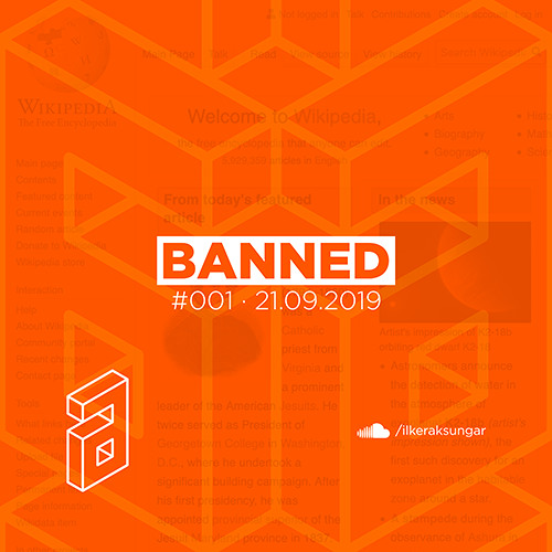 Banned 001 Mixed By Ilker Aksungar