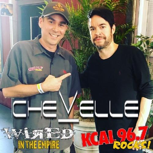 Chevelle Pete Loeffler Podcast
