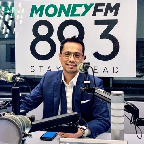 Miguel Bernas Interviewed by Timothy Go For Money FM 89.3