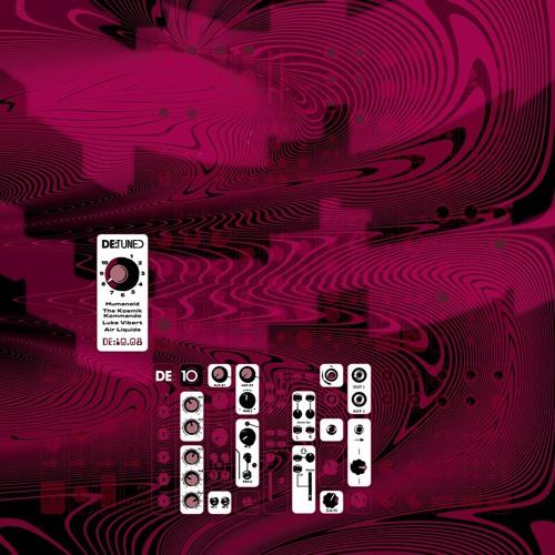 Various Artists - DE:10.08 [ASGDE027]