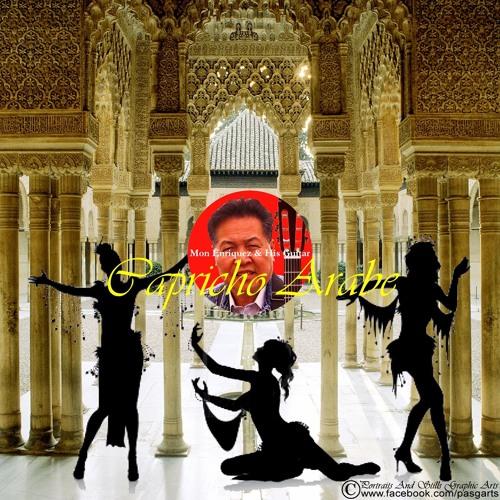 Capricho Arabe - Guitar Solo v2 (4:00') by Mon Enriquez