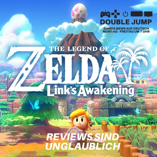 The Legend of Zelda: Link's Awakening Reviews sind UNGLAUBLICH