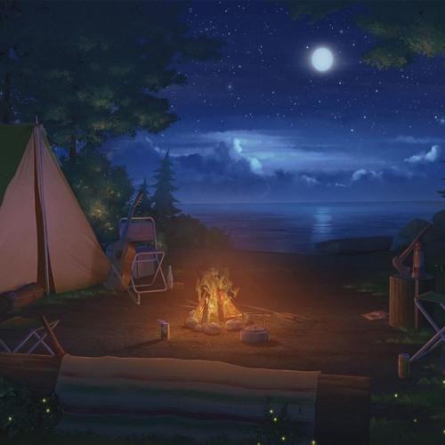 campfire. [lofi / jazzhop / chill mix]