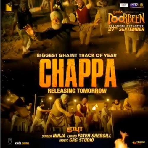 Chappa (Doorbeen) | Ninja