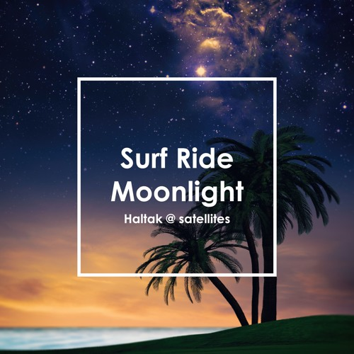 Surf Ride Moonlight