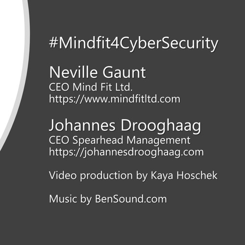 MindFit for CyberSecurity Businesses Episode 3