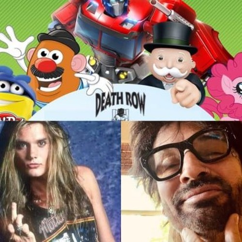 EP 188: Death HasbRow - Sebastian Bach, Tommy Lee