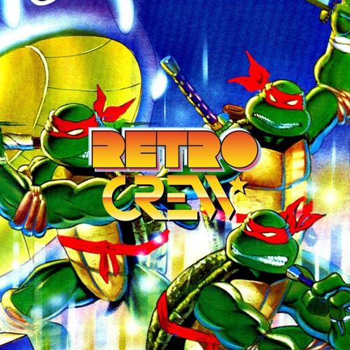Retro Crew S10E01: Turtles på NES