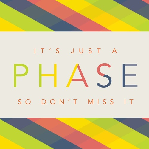 Just A Phase - Louise Buma