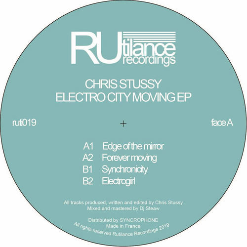 Chris Stussy - Forever Moving (Original Mix)[Rutilance Recordings]