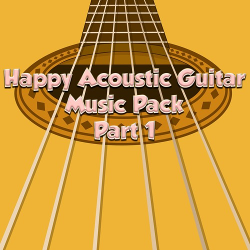 Happy Acoustic Guitar Pack