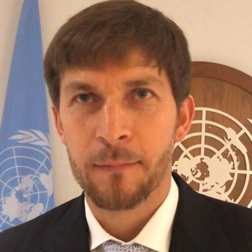 Руслан Эдельгериев - спецпредставитель  Президента РФ по вопросам климата