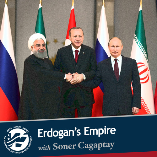 Erdogan's Empire with Soner Cagaptay