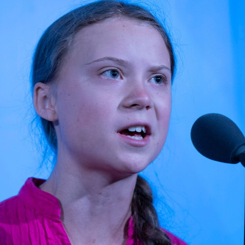 CLIP - Climate activist Greta Thunberg's remarks at the Climate Action Summit at UN HQ in NY