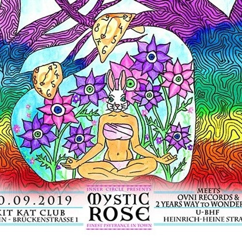 Johnson Patrick VS Psyberkick @ Mystic Rose - KitKat Club