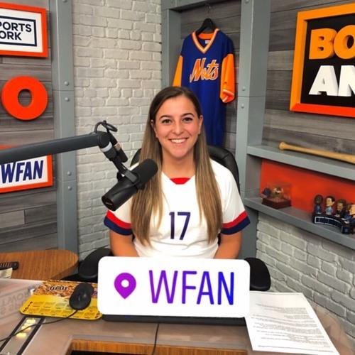 WFAN- September 22, 2019