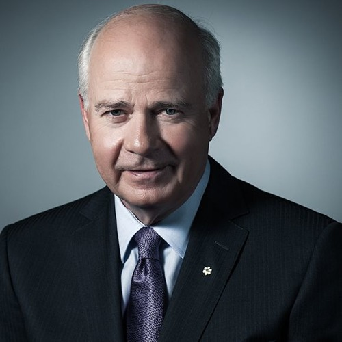 An i'view with Peter Mansbridge on his indie election podcast The Bridge
