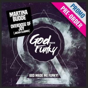 OVERDOSE OF JOY  - MARTINA BUDDE (JACKIN CLUBMIX) mp3