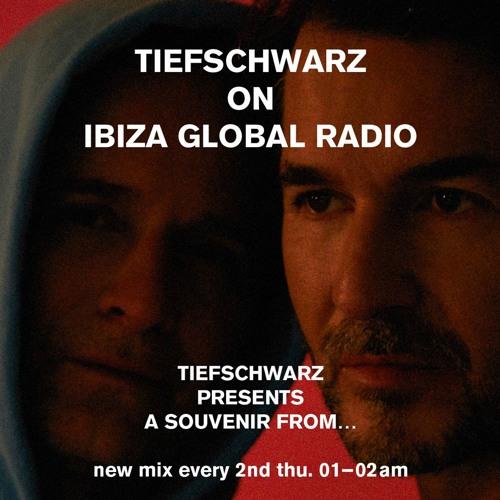 "Tiefschwarz presents "" A Souvenir from Dub Talyor"" on Ibiza Global Radio"