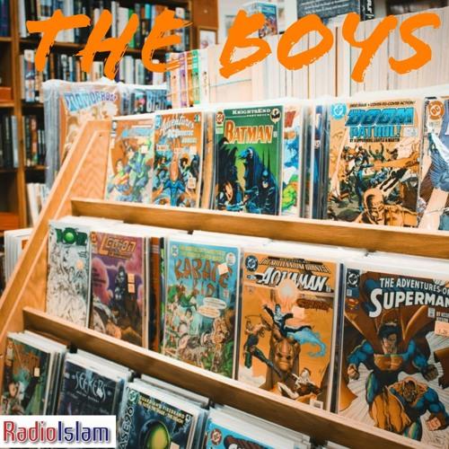 Ep. 742  Movie Talk-The Boys [09-24-2019]