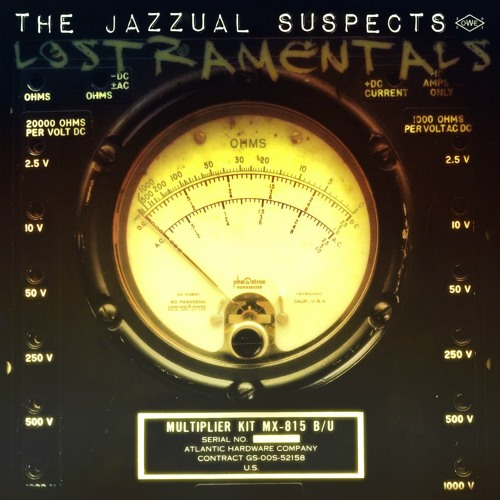 The Jazzual Suspects - Lostramentals