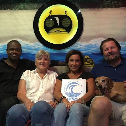 09/23/19 - The Blue Wave Coalition and Miami Book Fair author Karina Sainz Borgo