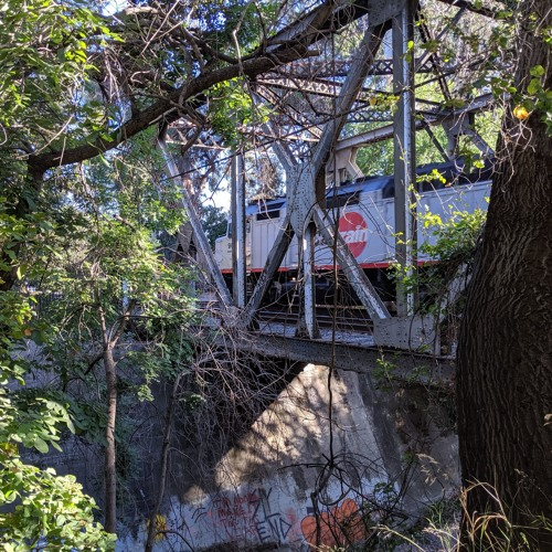 Train Bys - Palo Alto, California, USA