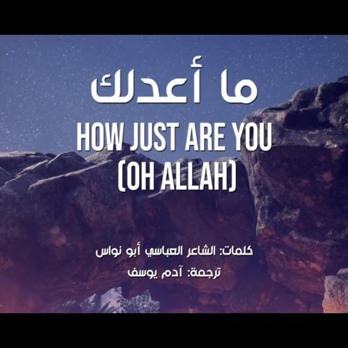 ما أعدلك  !! المنشد محمد المقيط #نشيد || @i_m_g1