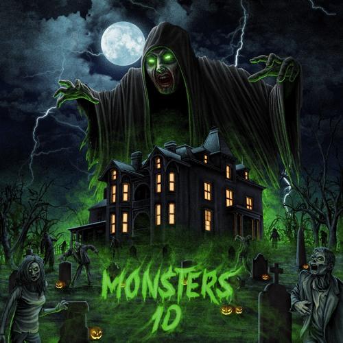 Figure - Monsters 10
