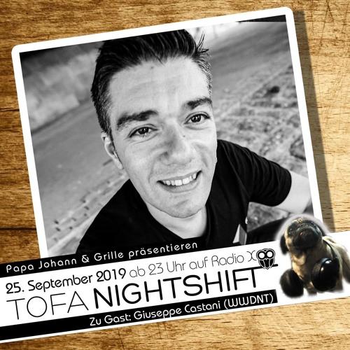 25.09.2019 - ToFa Nightshift mit Giuseppe Castani