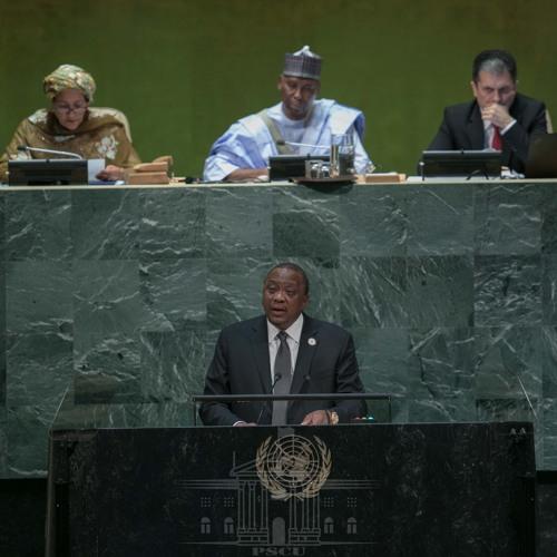 H.E Uhuru Kenyatta's Speech - General Debate of the UN General Assembly, September 2019, New York