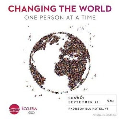 Changing The World - Pastor Moses Ida-Michaels