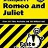 DOWNLOAD Romeo and Juliet (Cliffs Notes)