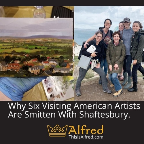 Why Six Visiting American Artists Are Smitten With Shaftesbury